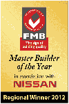 builder of the year 2012 logo